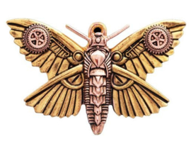 Engineerium Anne Stokes Magadore's Moth nekketting