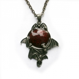 Alchemy Gothic ketting - Blood Moon