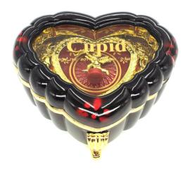 Cupid Muziekdoos - 16 x 9 cm