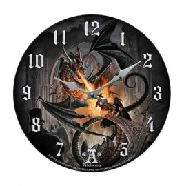 Klok - Alchemy -Order of the Dragon - 34 cm doorsnee