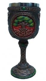 Kelk Levensboom - 17.50 cm hoog