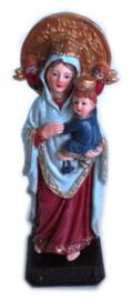 Maria OLV Eeuwigdurende Bijstand beeld 15 cm hoog