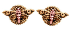 Engineerium Anne Stokes Magadore's Moth oorbellen