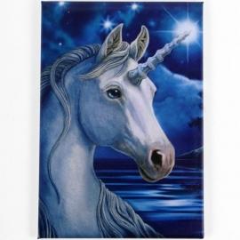 Sacred Unicorn - magneet van Lisa Parker