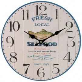 Seafood - klok  - Ø 34 cm