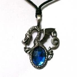 Gothic sieraden draken