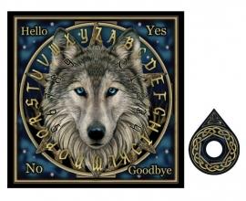 Ouija bord / Spirit bord Wolf Spirit
