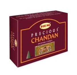 Hem wierookkegels Precious Chandan