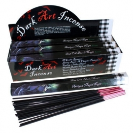 Dark Art wierookstokjes - That Old Black Magic