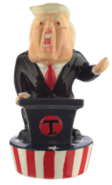 Trump Spaarpot - 15.5 cm hoog