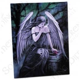 Lost Soul - wandbord van Anne Stokes - 25 x 19 cm