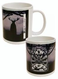 Darkside Gothic horror mok - Baphomet / Cernonnos