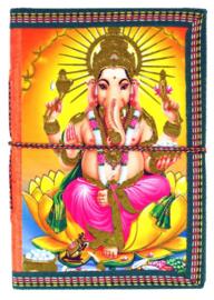 Notitieboek Ganesha -17 x 10 x 1 cm