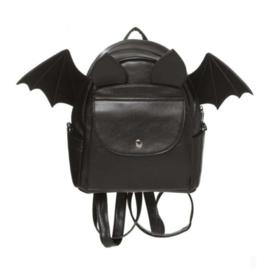 Banned Apparel - Waverly Bag Bat Backpack - vleermuis tas - 30 cm hoog
