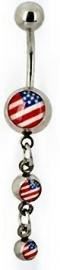 Logo navelpiercing Amerika