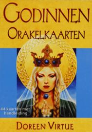 Godin Oracle kaarten - Doreen Virtue - Nederlandstalig - 9.5 x 13 cm