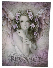 Blessed - kaart van Jessica Galbreth - 18 x 13 cm