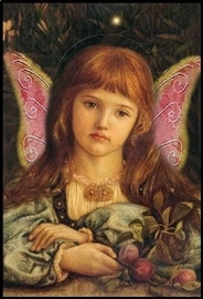 The Inner Child Fairy - magneet van Mystical Rose