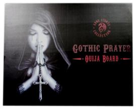 Ouija bord / Spirit bord Gothic Prayer