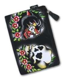 Makeuptas Panther and Skull - 24 x 17 cm