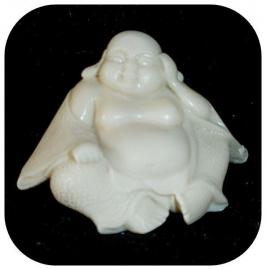 Kama Sutra Boeddha wit 7 x 12 cm