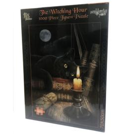 Witching Hour - legpuzzel - 50 x 70 cm - dessin Lisa Parker