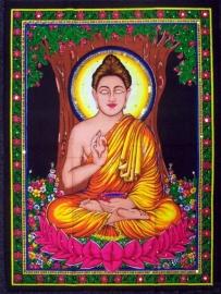Wall tapestry Buddha