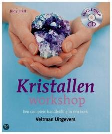 De Kristallen Workshop - met CD - Judy Hall - Veltman Uitgevers