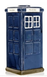 London police telephone box `Dr. Who Tardis` money box 17 cm