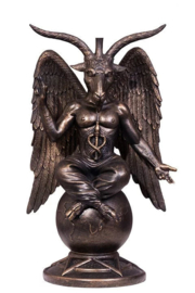 Baphomet Antiquity - 25 cm hoog
