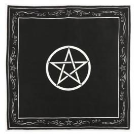 Altaarkleed Pentagram - 70 x 70 cm