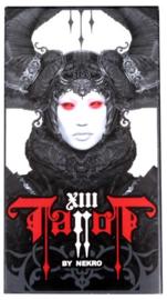 Nekro XIII Gothic Tarot Kaarten