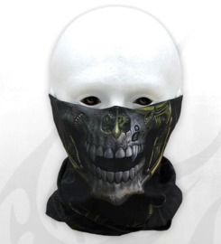 Spiral Direct - Steampunk Reaper - Multifunctional Face Wrap Masker