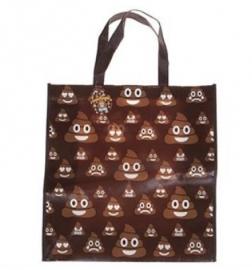 Emoti Style Poo Boodschappentas
