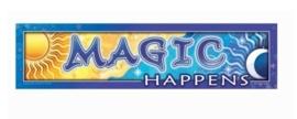 Bumper sticker Magic