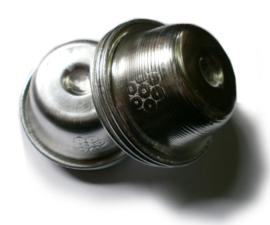 Set 7 aluminium Tibetaanse offerschaaltje - 8.5 cm Ø