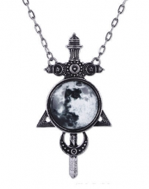 Restyle nekketting - Moon Sword