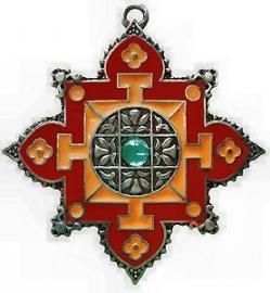 Briar Dharma Charms Mandala
