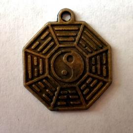 Feng Shui munt hanger