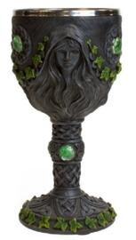 Kelk - Maiden, Mother, Crone - 19 cm hoog
