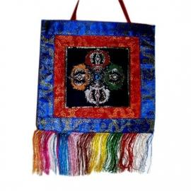 Thangka Dubbele Dorje