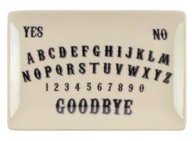 Ouija schaaltje - 11 x 16 x 5 cm