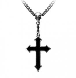 Alchemy Gothic ketting - Osbourne's Cross