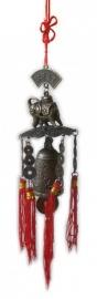 Feng Shui Olifant deurbel / windmobiel