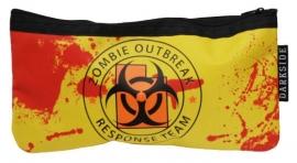 Darkside potloodzak - Zombie Outbreak Response team - geel