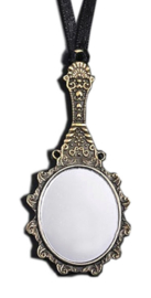 fantasmagoria nekketting the mirror pendant 7 cm lang