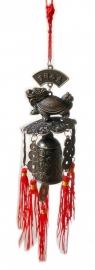 Feng Shui Schildpad deurbel / windmobiel