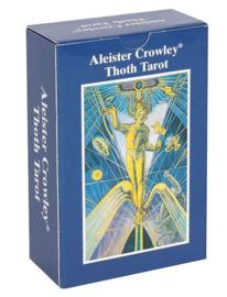 Aleister Crowley Thoth Pocket Size Tarot Kaarten - 6 x 9 x 3 cm