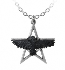 Alchemy Gothic ketting - Ghost Seer