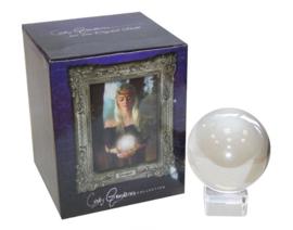 Kristallen bal - Cindy Grundsten - 6 cm doorsnee